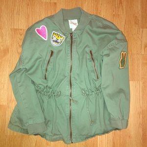 Girl's Cat & Jack Spring Jacket